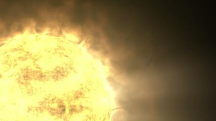 Sonne (Rendering)