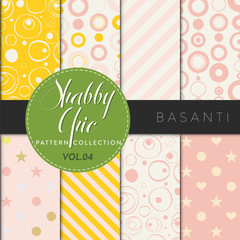 Shabby Chic Pattern Collection - Basanti