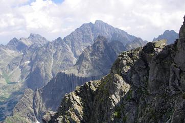 Tatry Słowackie - Dolina Mięguszowiecka, Rysy