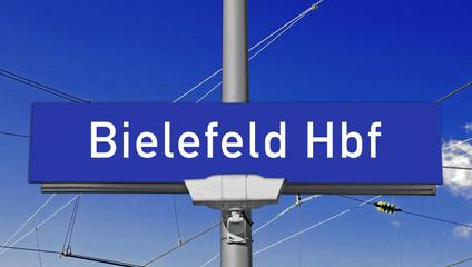 Bielefeld Hbf, Nachbildung