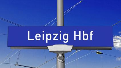 Leipzig Hbf, Nachbildung