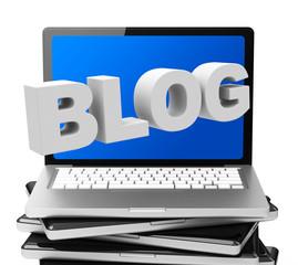 the blog