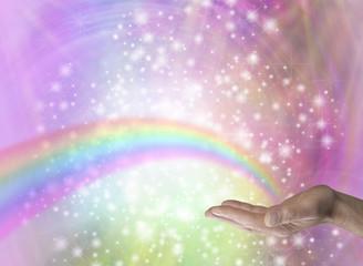 The Rainbow Healer