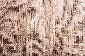 background of burlap