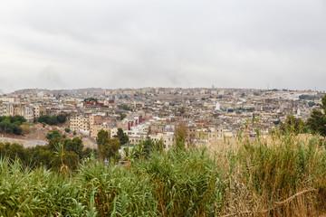 Fes, Marokko, panorama