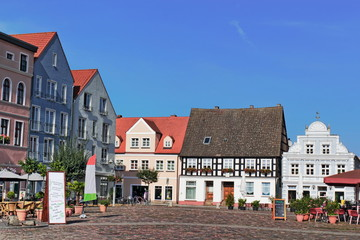 Ueckermünde Markt