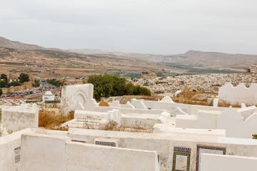 Fes, Marokko, begraafplaats