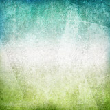 Abstract Rough Green Paper Background XXL