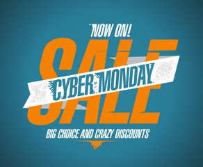 Cyber monday sale now on.