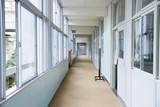 学校の廊下