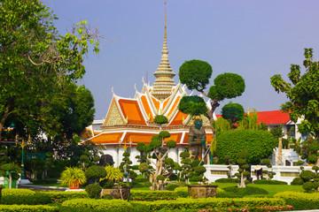 Church Wat Arun