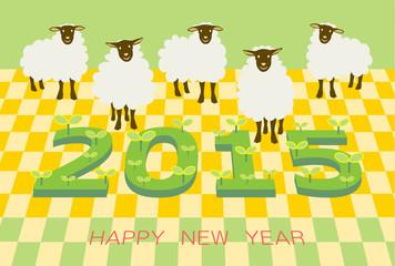 2015 お芽でとう