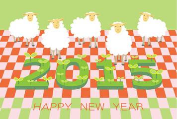 2015 お芽でとう 紅白