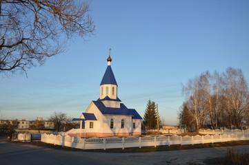 Сельский дом для богов