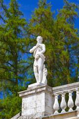 Sculpture in Museum-Estate Arkhangelskoye - Moscow Russia