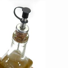 Botella de aciete