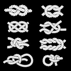 Rope Knots Icons