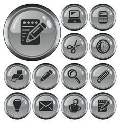 Office button set
