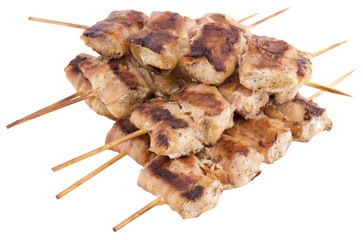 Grilled sticks