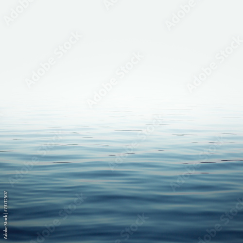 Aluminium Zee / Oceaan water surface