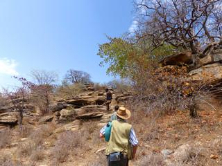 geführte Tour in Mangola Tansania Afrika