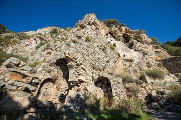 Afkule monastery, Turkey