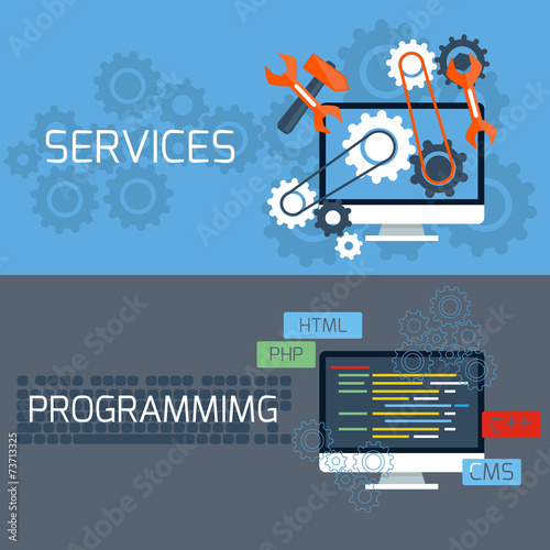 Concept for services and programming - 73713325