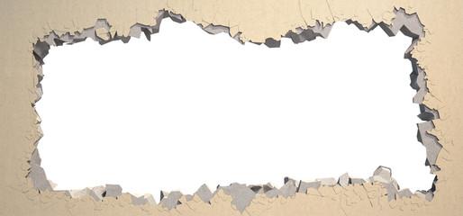 Разлом в стене 1