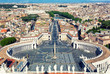 Famous Saint Peter's Square in Vatican  - 73716988