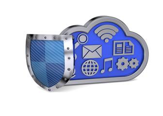 Safety Cloud Concept - 3D