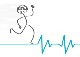 Jogging, Puls