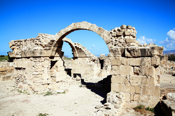 Saranda Kolones, Cyprus