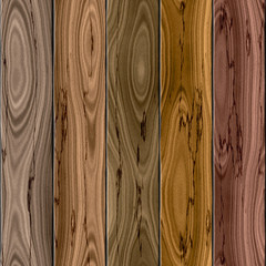 wooden fence for seamless background