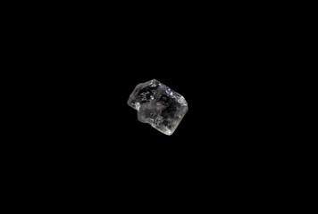 Super macro of a sugar crystal