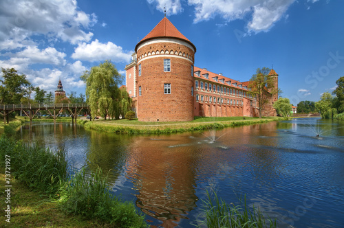 Castle in Lidzbark Warminski - 73721927