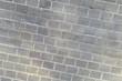 graue Ziegelsteinmauer...
