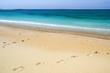 canvas print picture - Sardegna, spiaggia di Maimoni, Cabras (Or)
