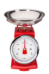 Tool for measuring the weight of food. Balance classic.
