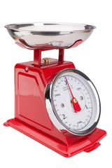 Scales for food. Balance classic.