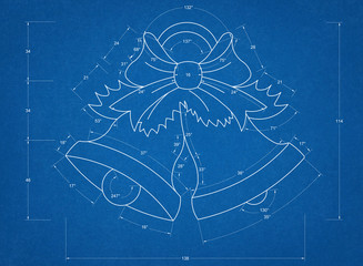 Christmas Bells Blueprint