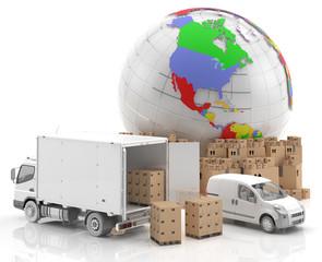 Trade in America - Made in USA - Transportation