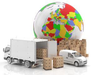 Trade in Europe - Made in Europe - Transportation