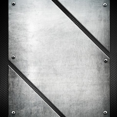 metal template design