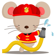 Mouse Fireman