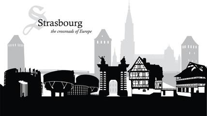 Strasbourg_Cityscape