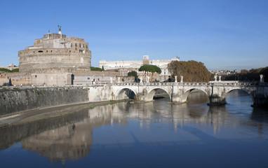 Castel Saint Angelo, Roma Italy