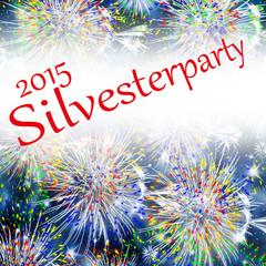 Feuerwerk - Silvester 2015