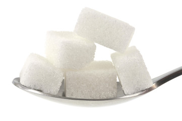 Une cuillère de sucre