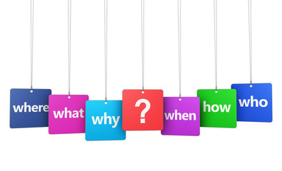 Question Mark And Questions Signs