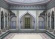 3d Illustration Oriental Palace - 73732123